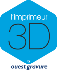 Logo l'imprimeur 3D