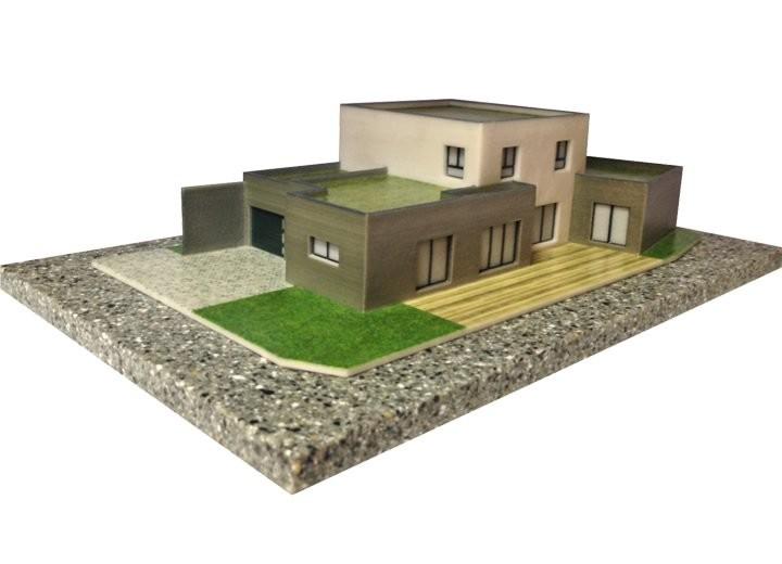 Architectes - impression 3D - prototypage rapide