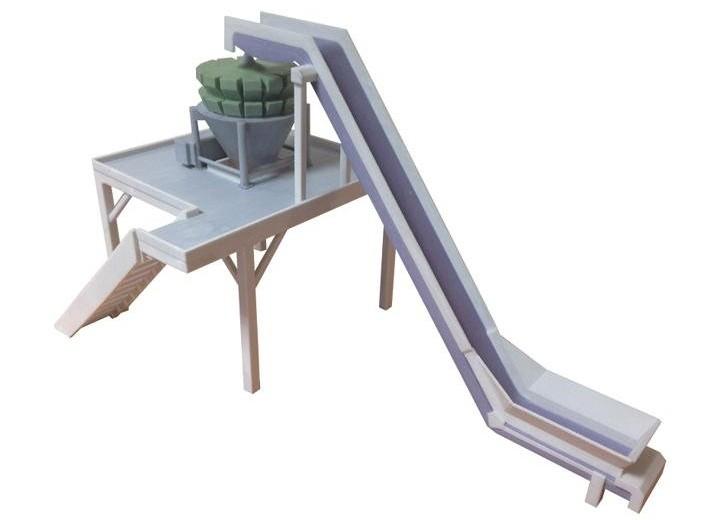 Industriels - impression 3D - prototypage rapide